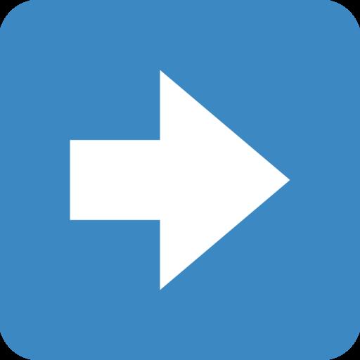 ➡️ Flèche Droite Emoji