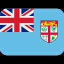 🇫🇯 Drapeau : Fidji; Twitter v11.1
