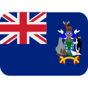 🇬🇸 Flag: South Georgia & South Sandwich Islands; Twitter v11.1