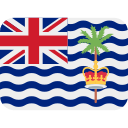 🇮🇴 Flag: British Indian Ocean Territory; Twitter v11.1