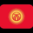 🇰🇬 Drapeau : Kirghizistan; Twitter v11.1