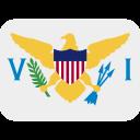 🇻🇮 Flagge: Amerikanische Jungferninseln; Twitter v11.1