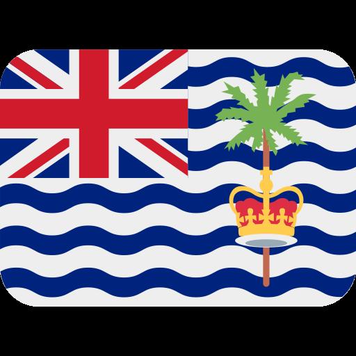 British Indian Ocean Territory Emoji