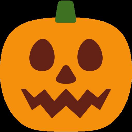 Calabaza De Halloween Emoji - Calabaza-hallowen