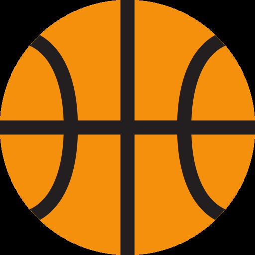bola de basquete emoji