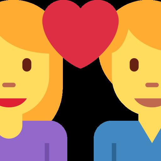 pareja enamorada emoji