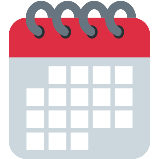 Resultado de imagen para emoji calendario png