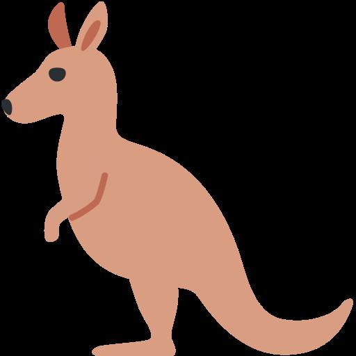 emoticone kangourou