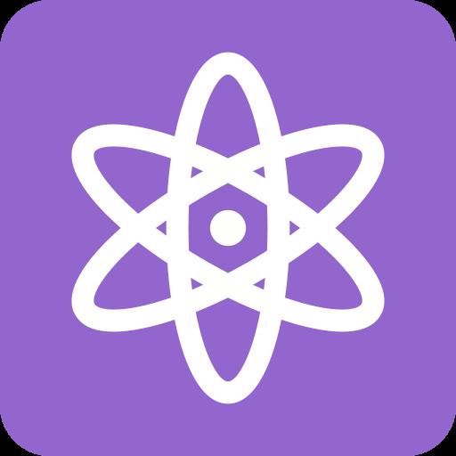 Atom Symbol Emoji