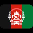 🇦🇫 Bandera: Afganistán; Twitter v12.0