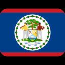 🇧🇿 Drapeau: Belize; Twitter v12.0