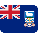 🇫🇰 Flag: Falkland Islands; Twitter v12.0