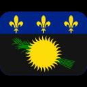 🇬🇵 Flag: Guadeloupe; Twitter v12.0
