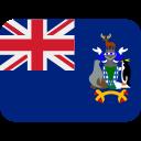 🇬🇸 Bandiera: Georgia Del Sud E Sandwich Australi; Twitter v12.0