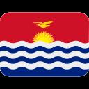 🇰🇮 Flag: Kiribati; Twitter v12.0