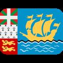 🇵🇲 Bandera: San Pedro Y Miquelón; Twitter v12.0