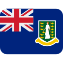 🇻🇬 Flag: British Virgin Islands; Twitter v12.0