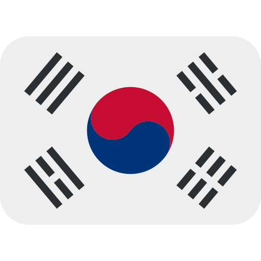 Image result for small korea flag emoji
