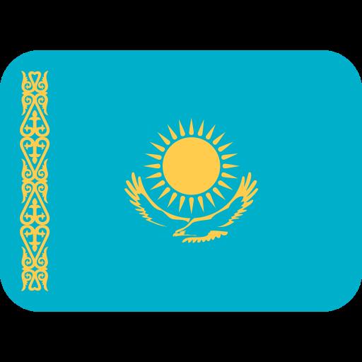 Flagge: Kasachstan-Emoji