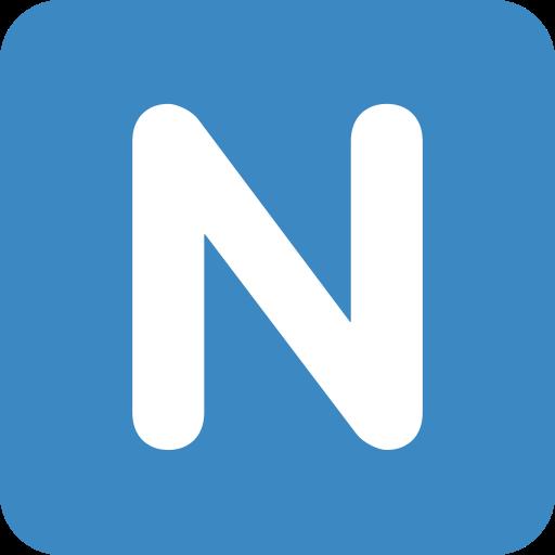Image result for n emoji