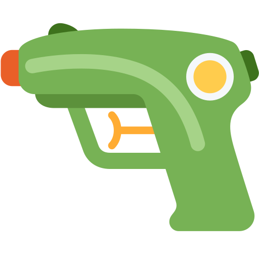 🔫 Pistolet Emoji