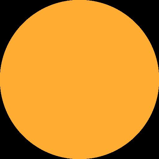 Resultado de imagen para circulo naranja png