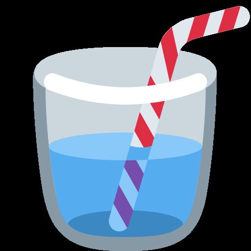 🥤 Cup With Straw Emoji