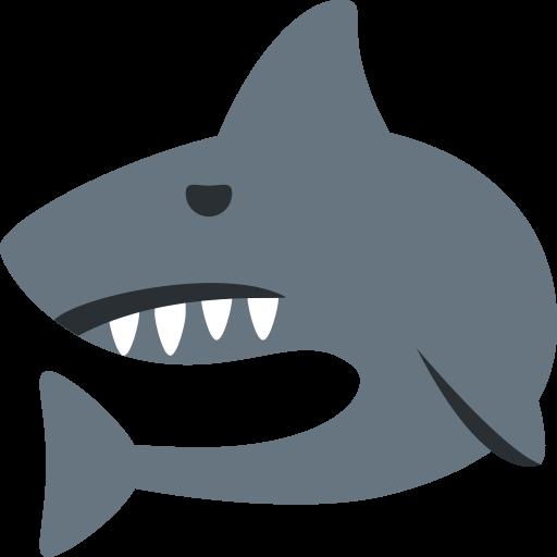 🦈 Shark Emoji