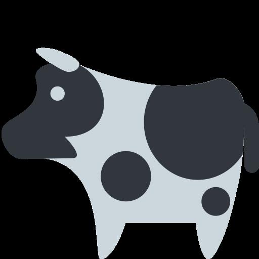 🐄 Cow Emoji