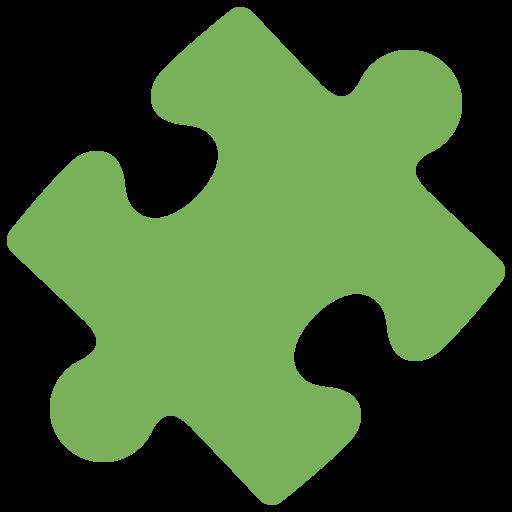 Puzzle Piece Emoji
