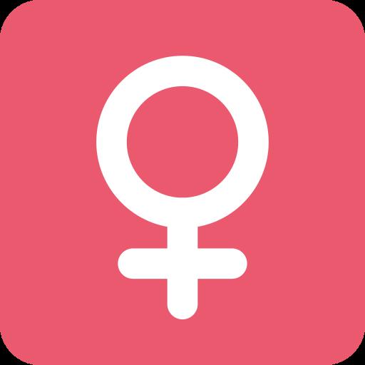 ♀️ Simbolo Genere Femminile Emoji